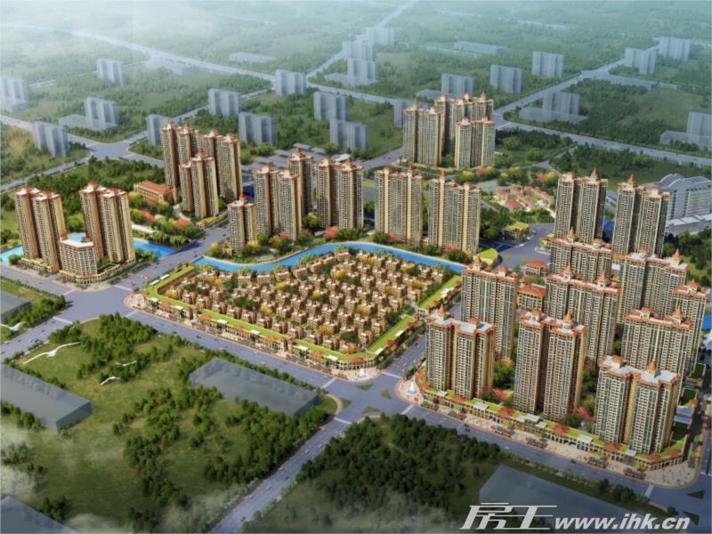 敏捷东城水岸