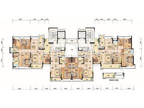 新福港峻廷湾别墅农村豪华别墅设计图纸图片5