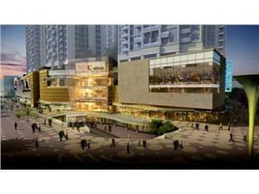 联投东方_松岗城市更新项目综合体地铁沿线