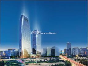 武汉环贸中心ICC