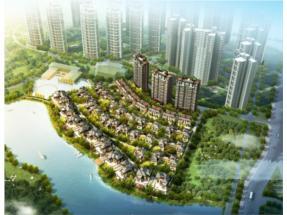 藏珑湖上国际社区