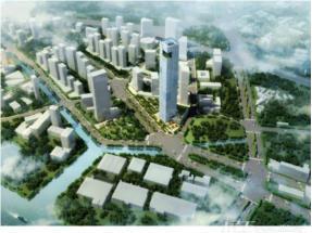 广州国际港航中心二期(IPC港航中心)