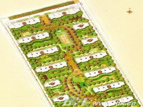 5图小岛花园独栋