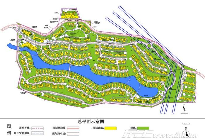 星河丹堤规划图