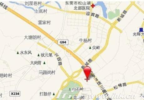 松山会馆交通图