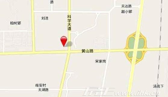 蓝鼎海棠湾位于合肥市高新区黄山路与科学大道交汇处,属不限购区域.