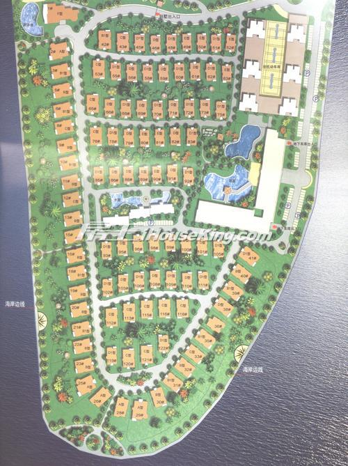 长堤1号规划图