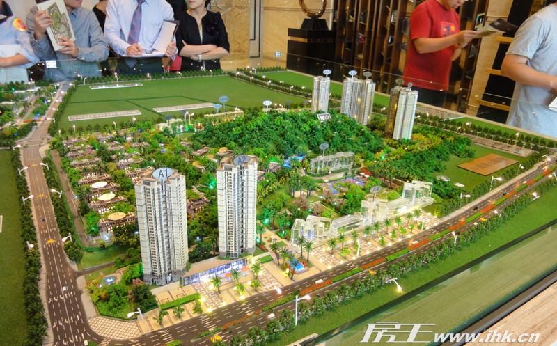 广州中海誉城规划图,户型图,实景图-楼盘相册-广州-房
