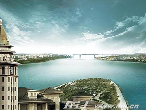 星河湾半岛_华南板块三面环江顶级岛居豪宅_楼盘首页