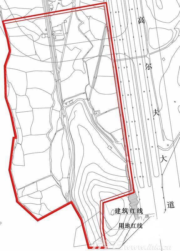 珠江观澜御景规划图
