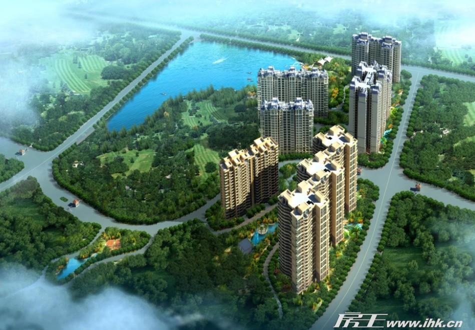 碧桂园豪园预计9月14日开盘推100 140平湖山双景洋房 楼盘动态 广州楼市资讯