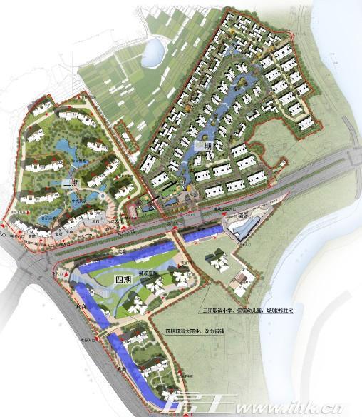 奥园峻廷湾规划图