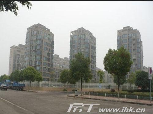 江山国际花城结构图