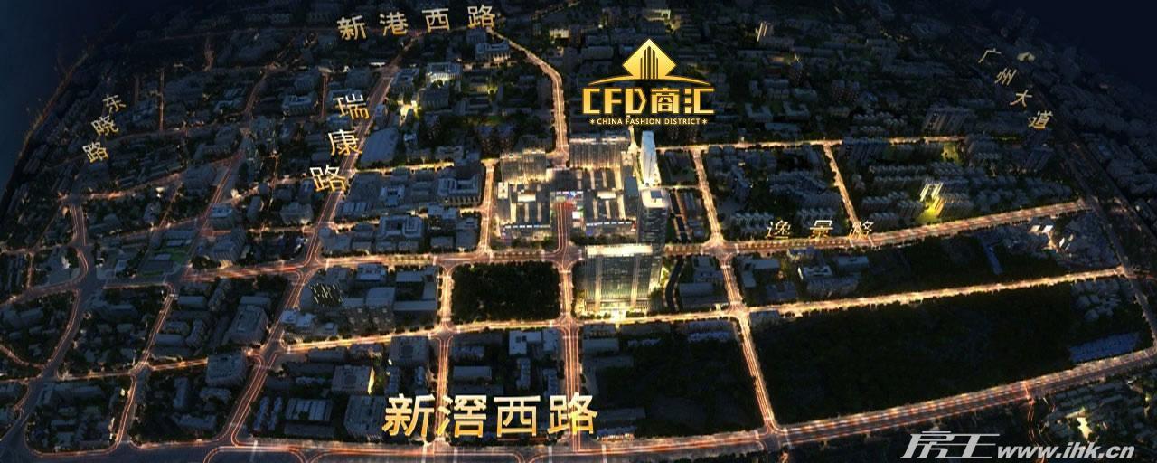 珠江国际公馆交通图