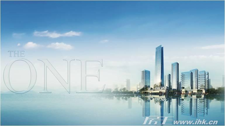 深圳湾1号效果图