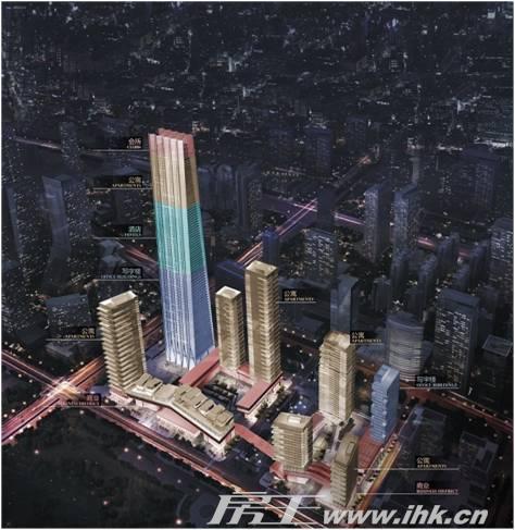 深圳湾1号规划图