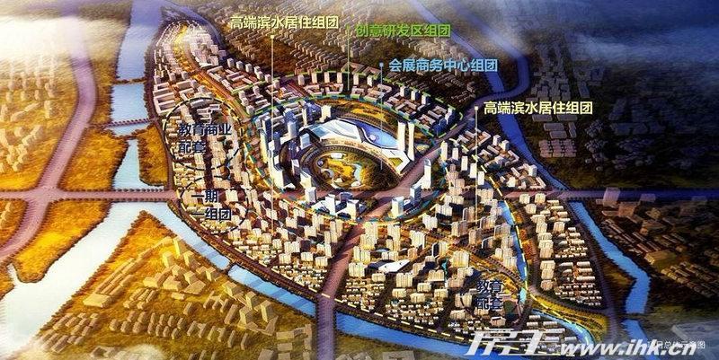 保利未来城市规划图