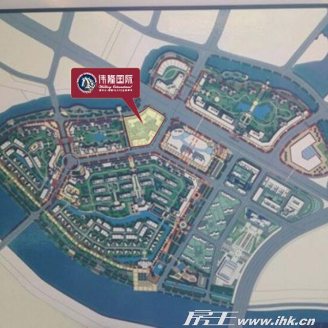 隆规划�_伟隆国际花园规划图