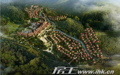 20000元/㎡     楼盘地址:广州增城白水寨风景区香江健康山谷( 该区在
