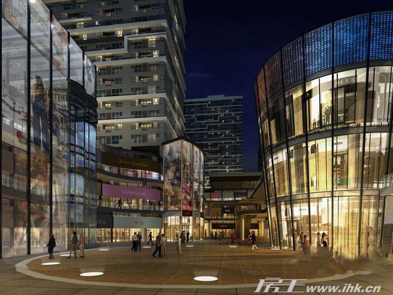汉口城市广场商业