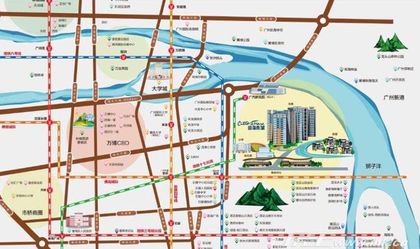连城县地图划分