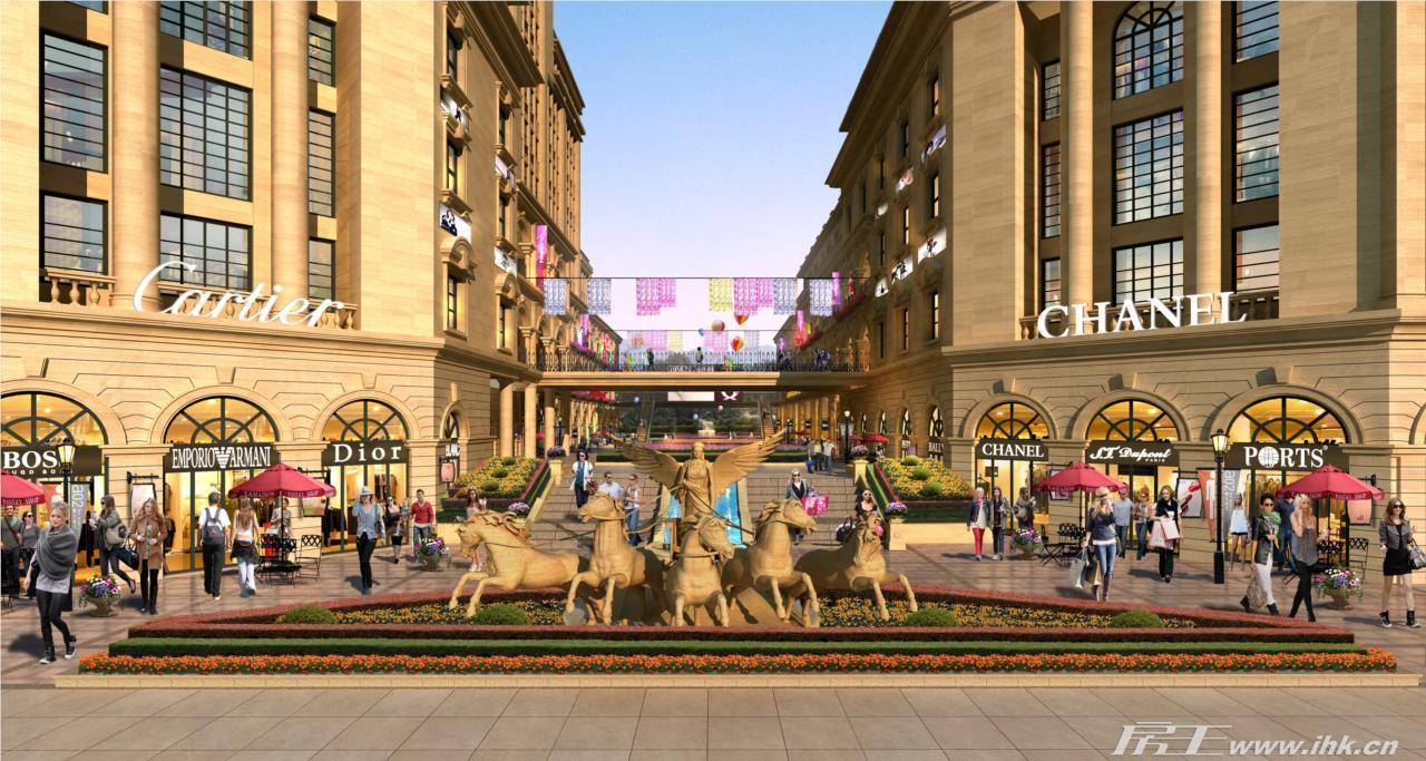 嘉兴欧式休闲商业广场 永利广场均价10000元/平在售中
