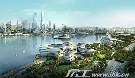 广州龙湖·双珑原著效果图