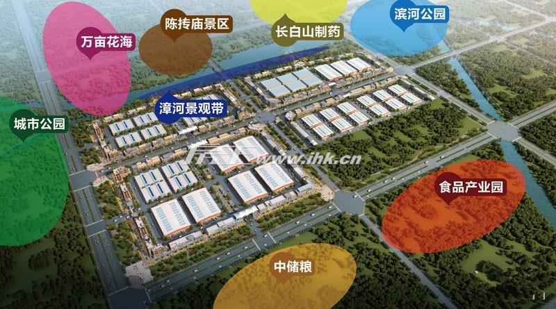 北京新发地亳州农产品批发市场效果图
