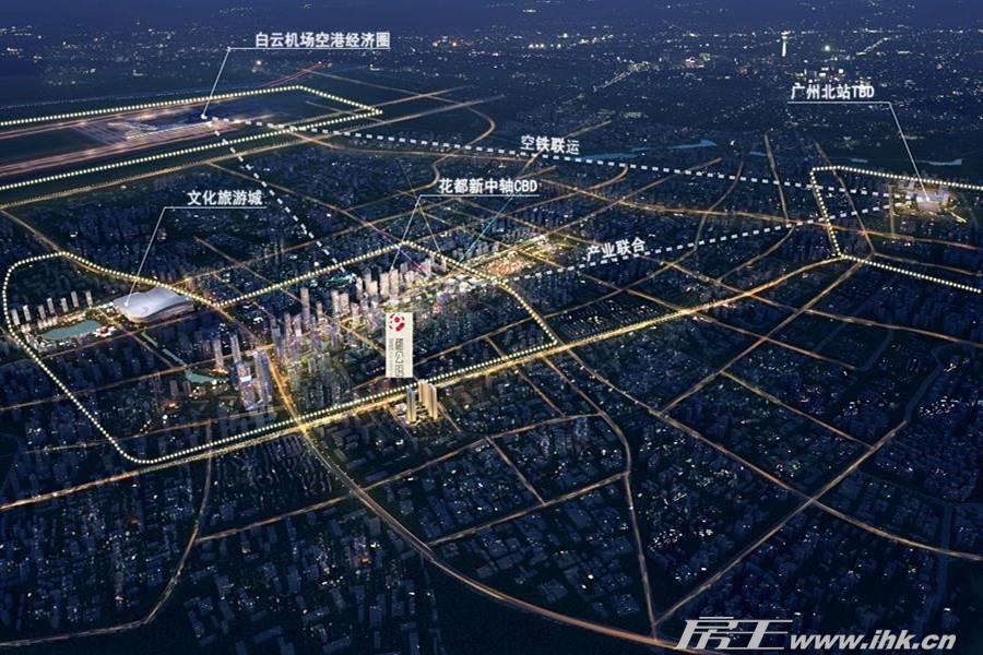 里城樾公馆交通图