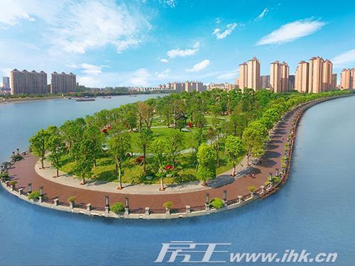 星河湾半岛实景图