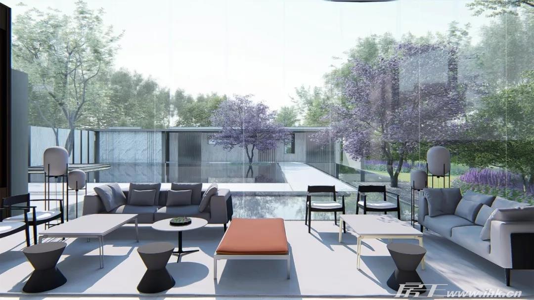 阳光城兰园·翡澜花园效果图