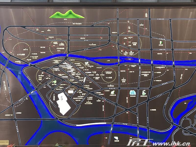 星汇海珠湾交通图