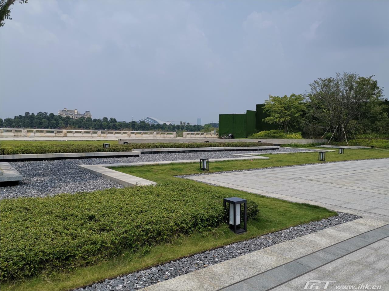 珠江·铂世湾实景图