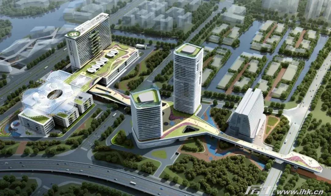 中国铁建·海悦国际周边配套图