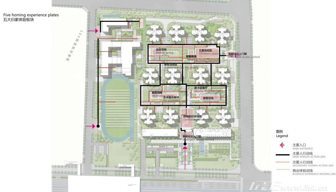 增城时代名著规划图