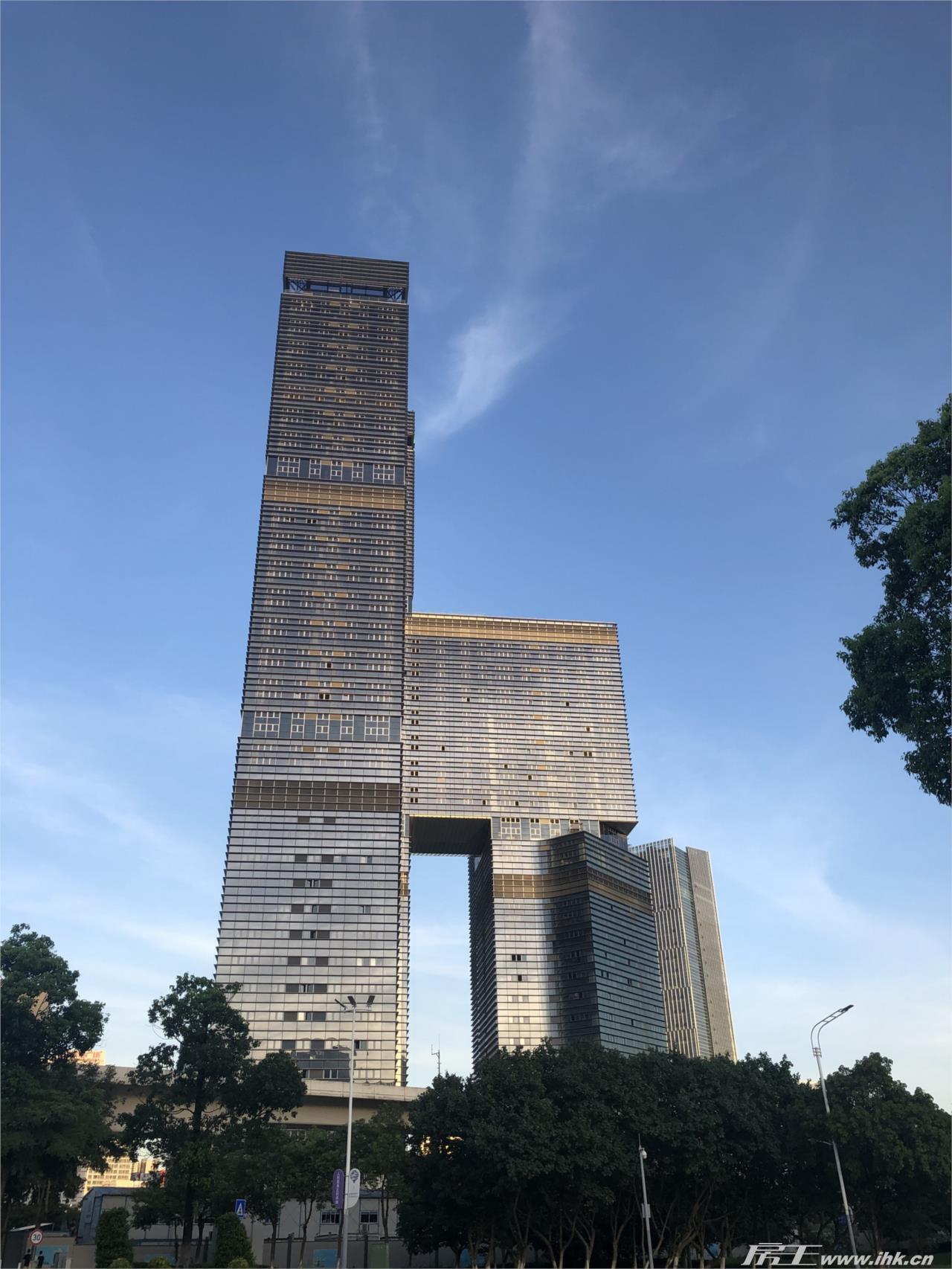 南沙建滔广场实景图