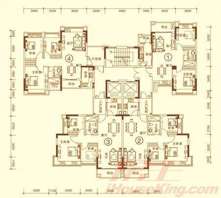 海晖电磁炉电路图