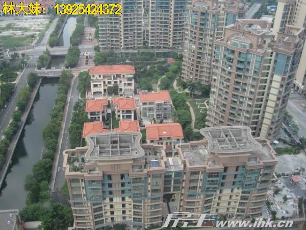 中海文华熙岸两房一厅南北对流,邀风入户 拥有双阳台设计