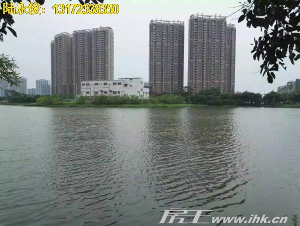 绿岛湖涟岸