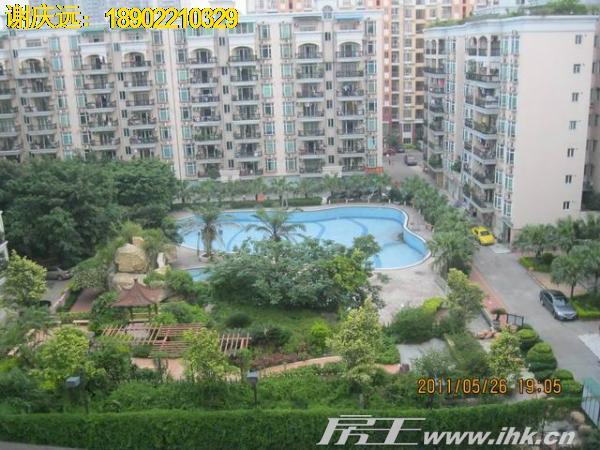 珠江半岛花园一线江景 152方 精装四房 少有笋盘