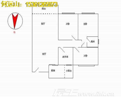 云山锦绣家园户型图
