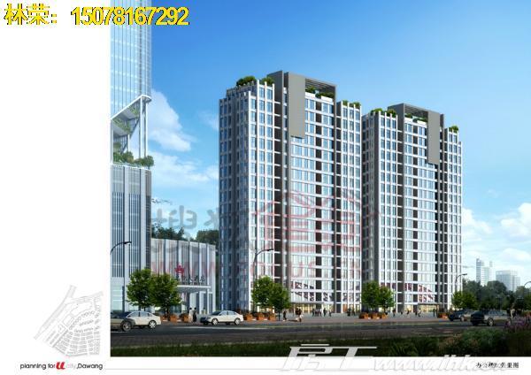肇庆市大旺·海印又一城推出loft公寓毛坯均价4300起