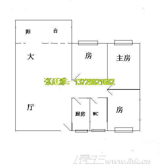 三房一厅一厨一卫楼梯设计图