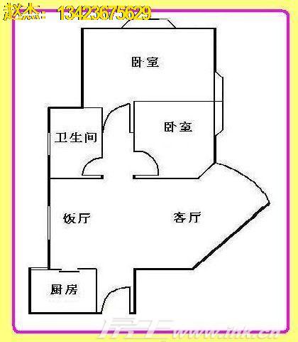 海珠半岛花园户型图