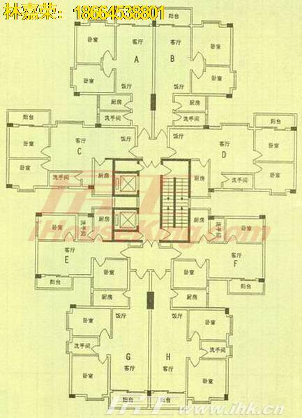电路 电路图 电子 户型 户型图 平面图 原理图 433_600 竖版 竖屏