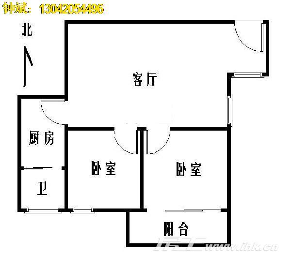杏坛小区户型图