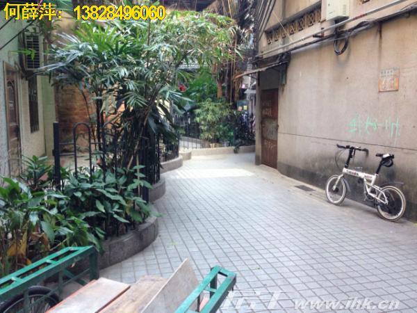 中国银行宿舍 楼梯铺砖